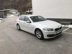 BMW 520/ 190 KS 2015 / TOP STANJE/ DO registracije