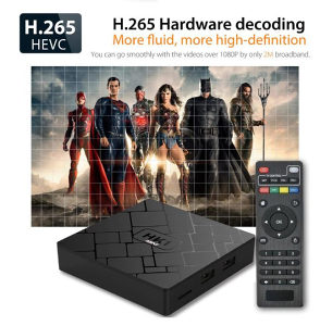 Smart TV Box ANDROID 8.1