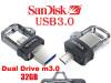 USB 32 GB OTG - Micro USB Dual Drive