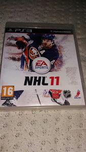 NHL 11 PS3 ORGINAL Hokej NHL 2011