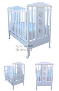 Krevetac za bebe dječiji krevetić za djecu NOVO!