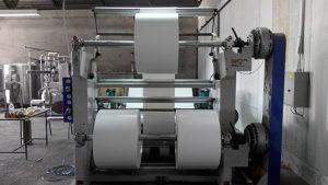 Uzdužni rezač papira