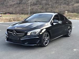 Mercedes Benz CLA 220 CDI AMG edition NIGHT PAKET