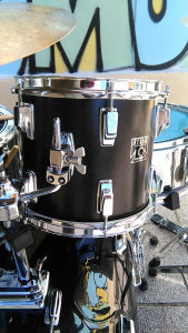 "Tama Royal Star tom 10""x9""rose wood(BrazilianGrainFinis"
