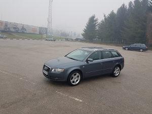 Audi a4 2005-ta god 2.0 tdi  Registrovan čitavu godinu