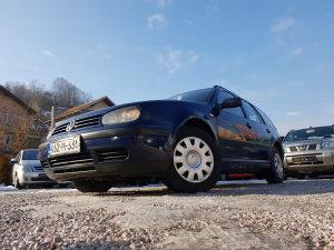 VW GOLF 4 IV 1.9 TDI *REG*KLIMA*ZIMS GUME*COBRA*