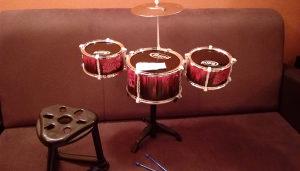 Bubnjevi za djecu u setu