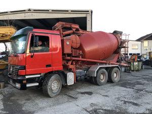 Mikser pumpa 12m Mercedes Actros ( može zamjena)