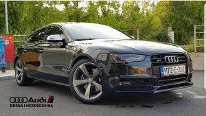 Audi S5 QUATTRO S-TRONIC LIMITED EDITION BLACK B&O