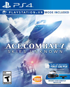 ACE COMBAT 7 SKIES UNKNOWN PS4. DIGITALNA IGRA. 18.01