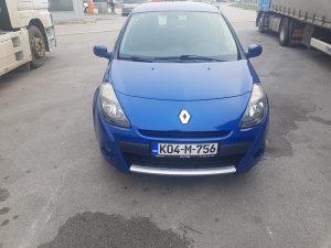 Renault clio 2012. god. proizvodnje 4/5 vrata
