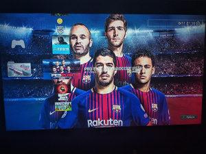 PLAYSTATION 3 PS3 SLIM CIPOVAN 750GB GTAV FIFA19
