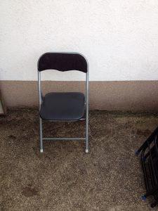 Iznajmljivanje sklopivih stolica 061 838 168