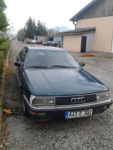 Audi 200 dizel registrovan