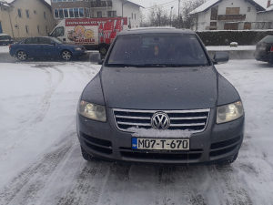 Volkswagen Touareg 2.5 tdi