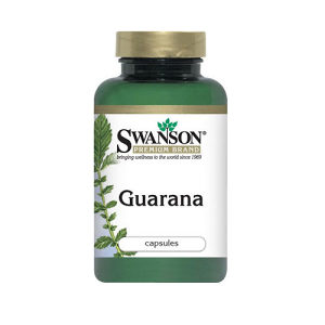 SWANSON GUARANA 500 mg