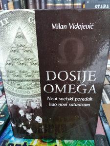 KNJIGA DOSIJE OMEGA - Milan Vidojević -