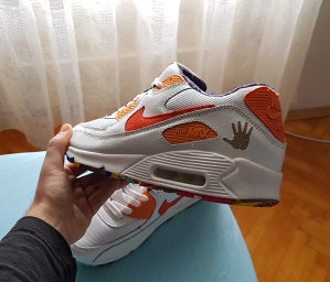Nike Air Max 90 Pravi Original 41 broj Mark Smith desig