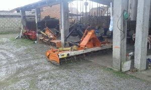Traktor Roto Drljaca Freza Maschio 3 m