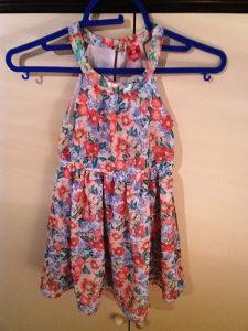 Ljetna haljinica, velicina 110