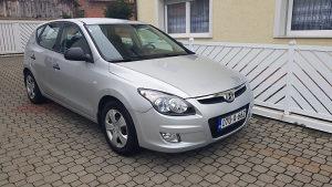 Hyundai i30 1.6 CRDi Godište:2010, Registrovano, Extra Stanje