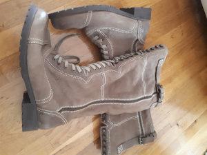 Tom Tailor kozne cizme, broj 39