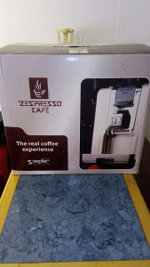 Caffe aparat zepter