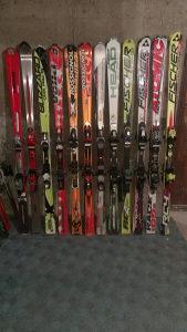 Skije 170-185cm