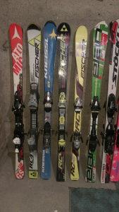 Skije 130-138