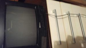 Portable TV Sony trinitron