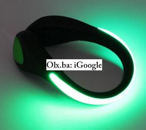 LED za trcanje kvacice za trcanje svjetlosna za trcanje