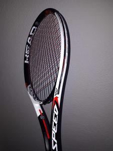Head Speed Mp reket za tenis.
