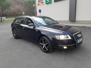 Audi A6 2.7 TDI ZEDER ALU REG NAVI TIP TOP