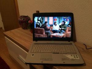 Laptop ACER 17.1 , Core2Duo 2.20Ghz , 2gb RAM , 160gb HD