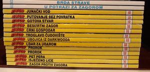 ZAGOR EXTRA / ZAGOR KLASIK LOT