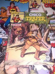 Chico traper
