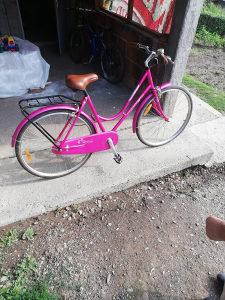 Biciklo roze