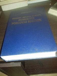 Pomorski poslovni rječnik (englesko-hrvatski)