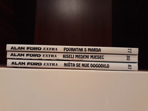 ALAN FORD EXTRA LOT 77 80 87