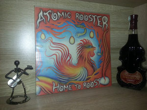 ATOMIC ROOSTER - Home To Roost (1977)