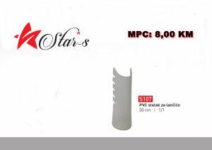 PVC stalak za lančiće
