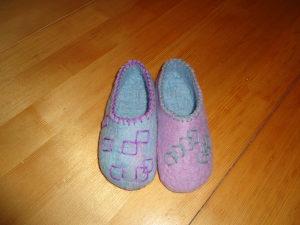 Filcane papuče