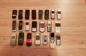 Mobiln telefoni na tipke/klizni/preklop od 20 do 100.KM
