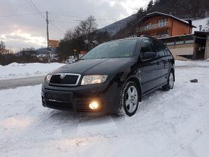 Škoda Fabia 1.4 TDI 2007.GOD TEK UVEZENA **TOP STANJE**