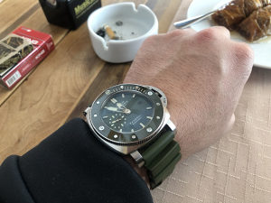 Panerai Luminor Submersible automatic