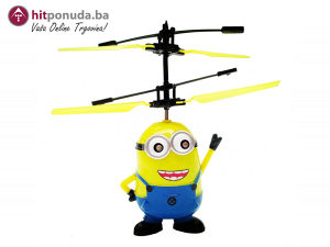 Dron letjelica sa senzorom