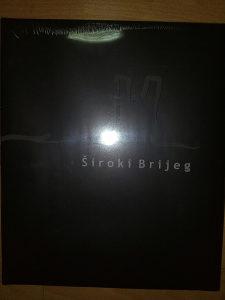 Knjiga- Monografija Siroki Brijeg