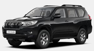 Toyota LAND CRUISER 2.8D-4D LIMITED *AKCIJSKA PONUDA*