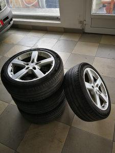 Michelin gume sa alu felgama 225/45/R17