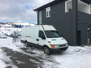 IVECO DAILY  MAXI 2002 061615483